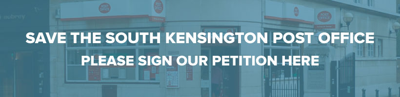 Save the South Kensington Post Office