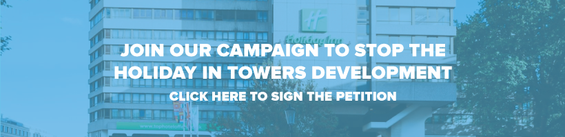 Stop the Holiday Inn Towers